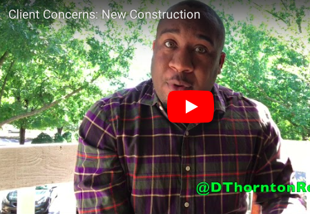 Client Concerns: New Construction