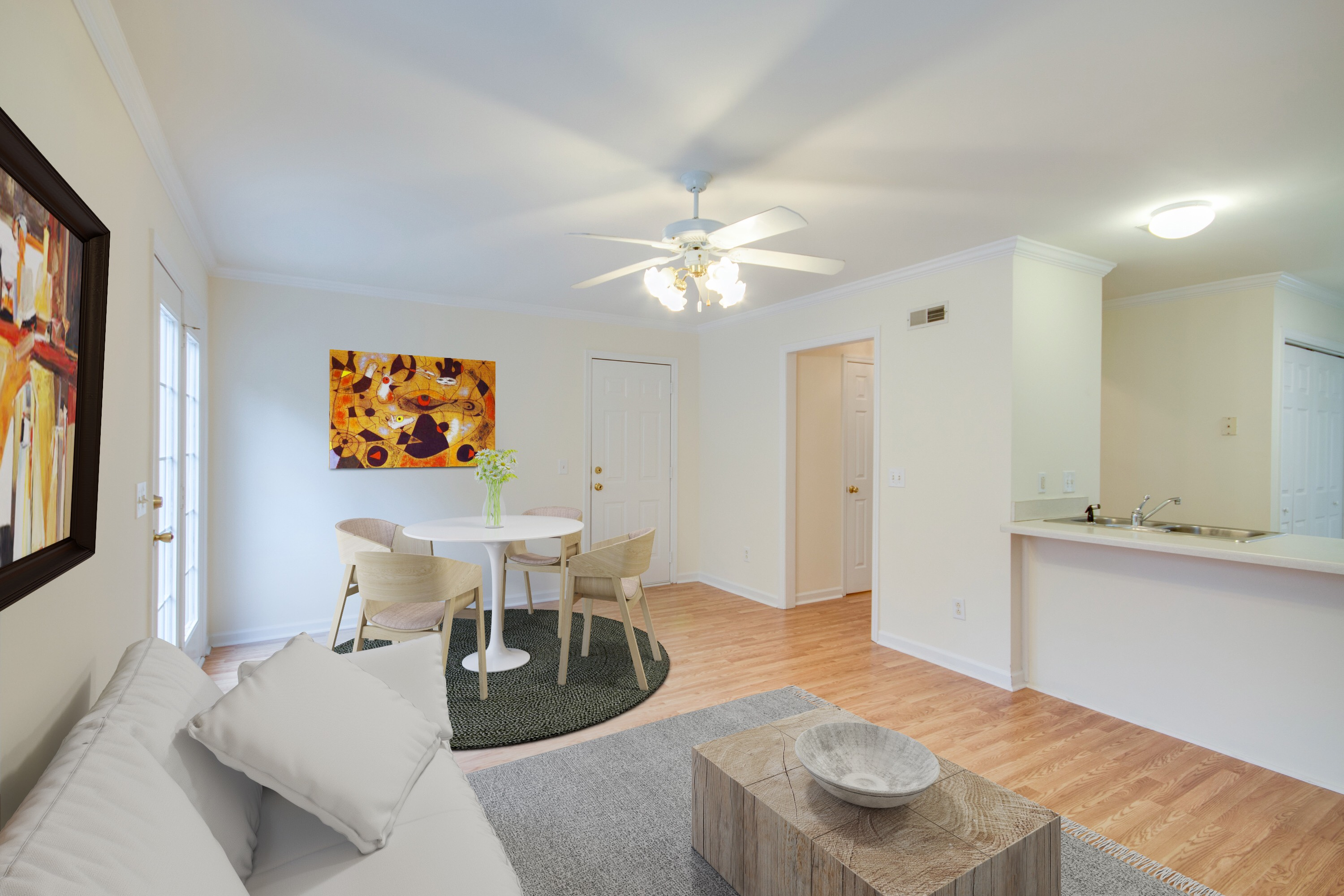 Every House Needs Staging