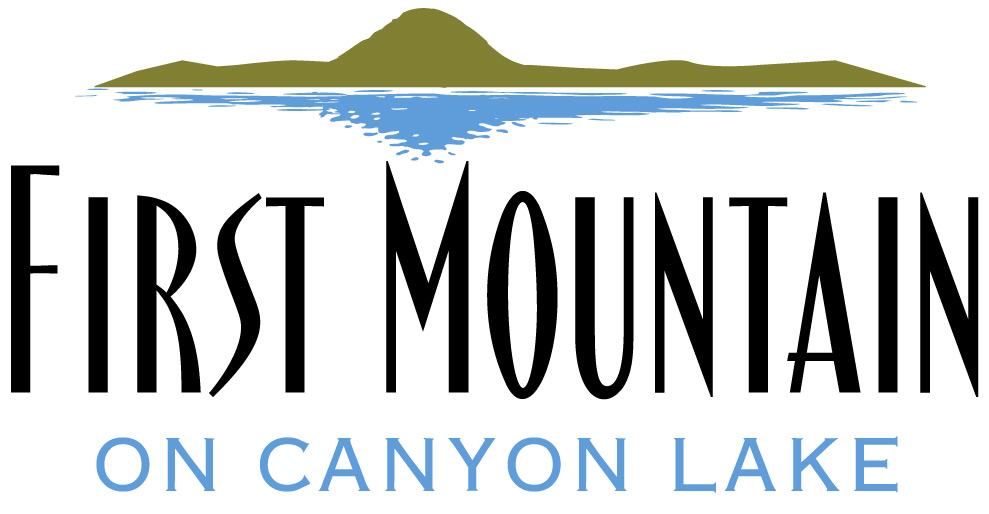First Mountain on Canyon Lake