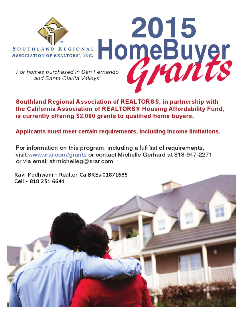 Homebuyer Grants