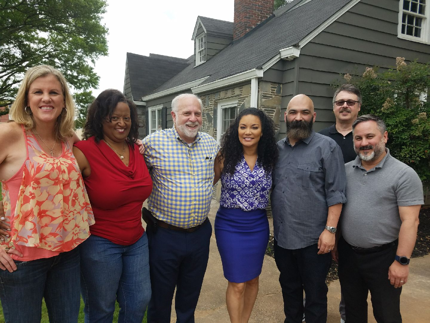 Realtors and Broker make it on to HGTV television