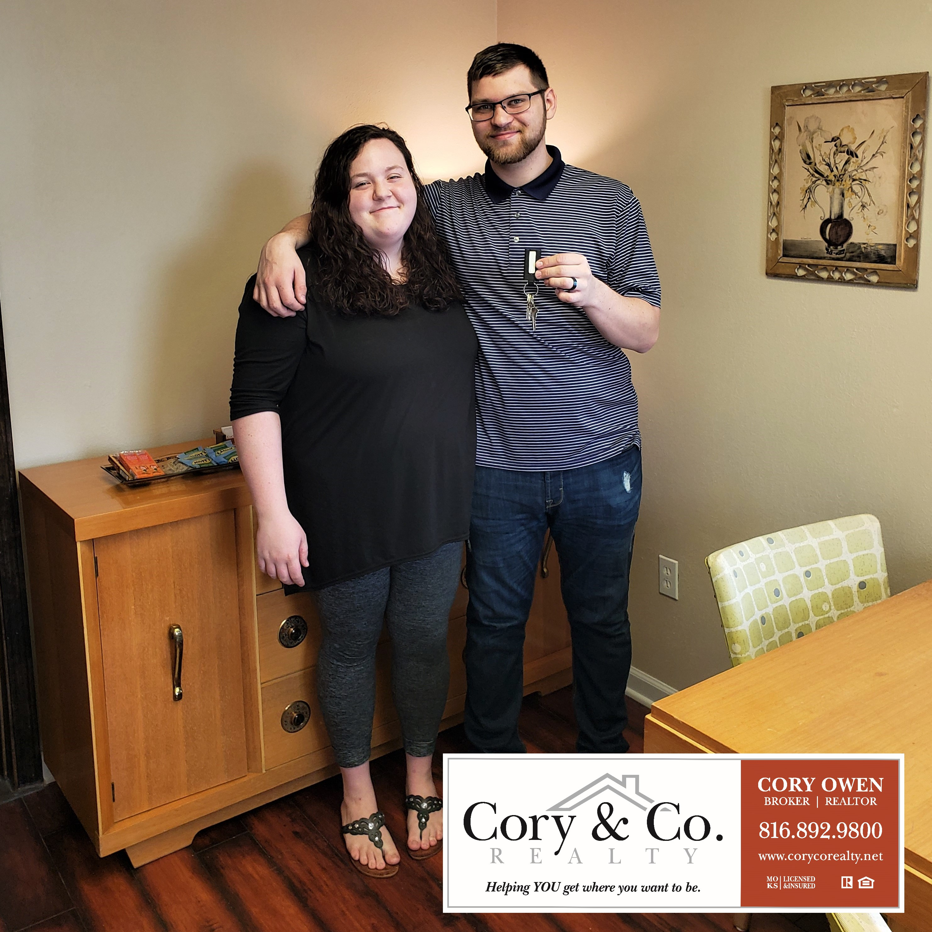 """Made our 1st time buying a home a breeze"""