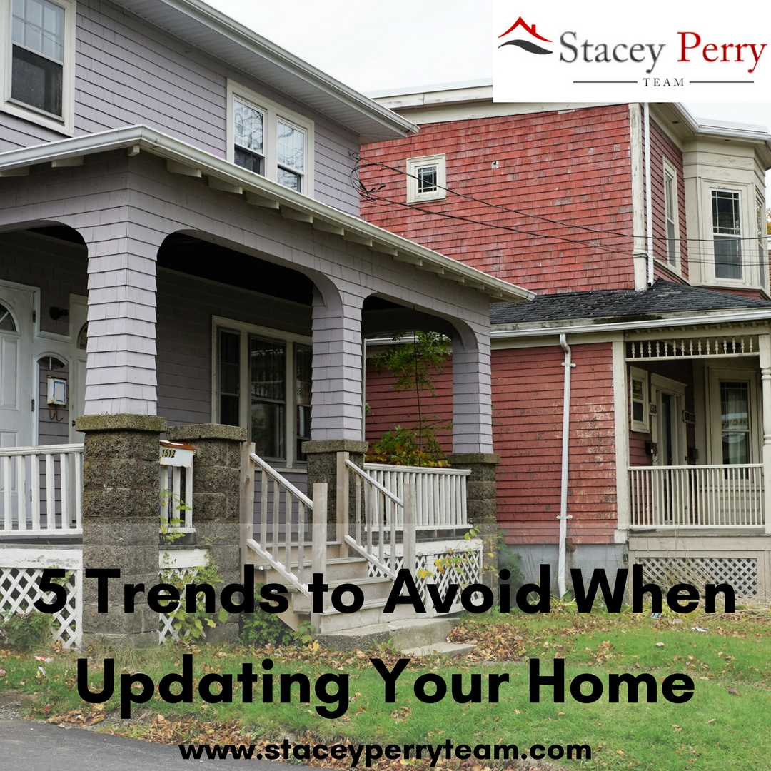 5 Trends to Avoid When Updating Your Home