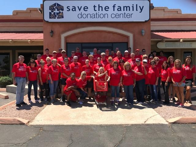 Red Day at Save The Family 2017